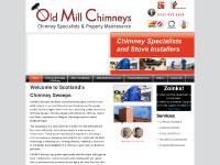 Chimney Sweeping, Chimney Relining,Stove Installations Glasgow,Scotland