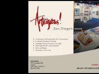 Artrageous! - San Diego's most comprehensive art resource
