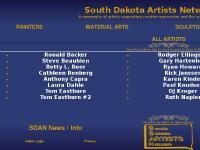 South Dakota Artists Network (SDAN)