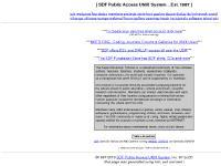 sdf.org bbs, unix, free shell