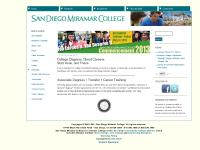 San Diego Miramar College | San Diego Miramar College