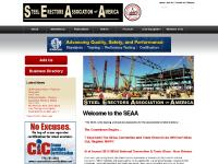 SEAA - Steel Erectors Association of America