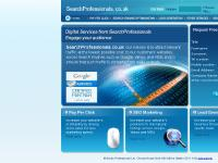 Search Professionals - Pay Per Click, Search Engine Optimisation, Web Design