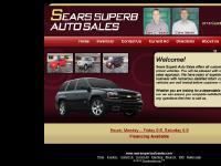 Sears Superb Auto Sales LLC - www.searssuperbautosales.com