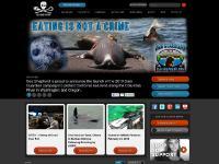 liten seashepherd.org skjermbilde