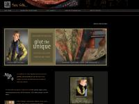 Sea Silk - Silk Accessories, Scarves, Cowls & Jackets - Original designs on handpainted, block printed, sandwashed silk apparel