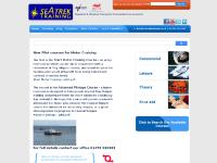 Commercial Work Boat Training & Leisure Boat Training | Seatrek Training