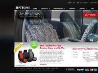 seatskins.net Seat Covers, Custom Made Seat Covers, Custom Seat Covers