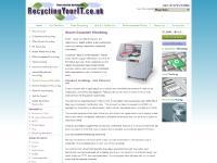 Secure Document Shredding | Paper Shredding | Confidential Waste Destruction