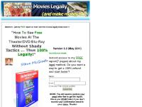 See Free Movies Legally v6.0 eBook