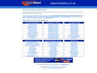 seeyourfactory.co.uk web hosting, dedicated servers, co-location