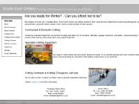 segritters.co.uk South East Gritting, South East Gritters, Gritting London