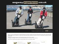 Segway Experience Days Gifts Vouchers