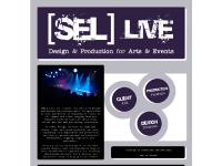 Welcome || [SEL] Live: Design & Production for Arts & Events