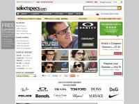 selectspecs.com cheap glasses, eyeglasses, sunglasses