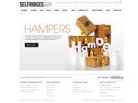 Christmas Hampers & Gifts - Selfridges | Shop Online