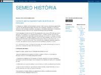 SEMED HISTÓRIA