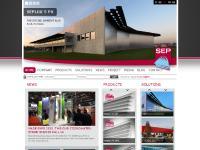sepitalia.com pannelli in policarbonato Seplux, coperture, finestrature