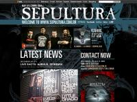 SEPULTURA the official website