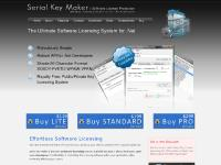 Serial Key Maker Home Page