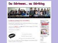 Du Sérinews… au Sériblog