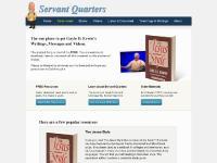 Servant Quarters - Gayle Erwin