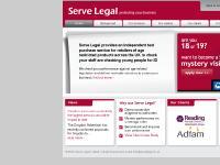 Home | Serve Legal