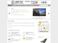 Serv Tec Eletrônica e Informática - Tel.: 11 2295-3887
