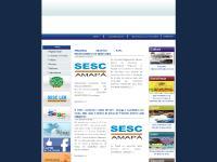 sescamapa.com.br SESC, comerciário, SESC-AP