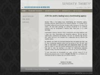 Seventy Thirty : Exclusive matchmaking and partner headhunting company