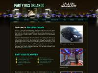 Party Bus Orlando - Your Party Bus and Limo Bus Source