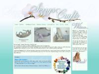 sezzyscrafts.co.uk Wedding jewellery, bridal jewellery, swarovski crystal