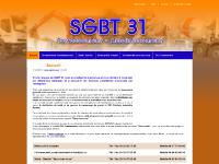 sgbt-31.com Travaux de terrassement, terrassement 31, terrassement Haute Garonne