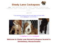 Shady Lane Kennel - updated 12-29-11 * Guardian homes needed for male & female puppies and female adult, please click here for more information  * Accepting Applications for a litter due in January.  See Puppies page for more info   * Our Blog Pa