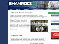 shamrocktechnologies.com Capabilities, Products & Applications, Employment