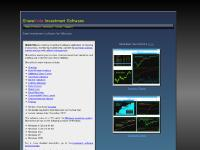 ShareVista: Investment software for technical analysis of share prices and portfolio management