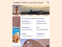 Sharm El Sheikh International Airport, Egypt: live flight arrivals and departures, airport map, airport photos