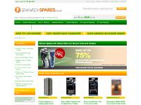Buy UK Electric Shaver Spares and Parts, Foils, Cutters and Blades