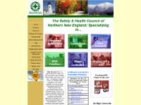 shcnne.org safety health council training national maine new hampshire vermont massachusetts occupational defensive driving first aid forklift msha northern new england NNE conferences