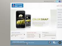 Portal Sherwin-Williams Brasil