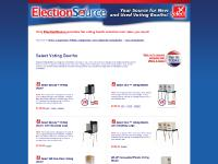 Voting Booth, Election Supplies and Election Services | ElectionSource