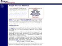Shopper Discounts & Rewards
