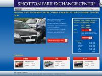 shottonpartexcentre.co.uk Shotton Part Exchange Centre used car dealer