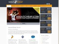 Internet Radio & Audio Streaming | Shoutcast & Icecast Hosting | ShoutCheap