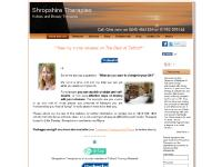 shropshire-therapies.co.uk
