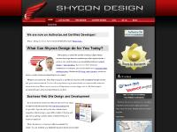 shycon.com business web site design, computer aided drafting, 3d visualization