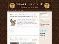 SidArthur.Co.UK – Buddhism and Beer Banter | SidArthur.Co.UK is a group London