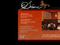 Siena Restaurants - Providence & East Greenwich - Tuscan Soul Food