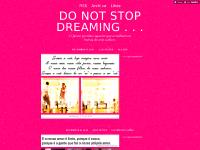 sigadani.tumblr.com Likes, Do not stop dreaming . . ., 24
