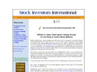 Stock Traders & Investors International (SII)